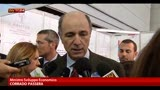 12/04/2013 - Passera: politica accolga il grido d'allarme delle imprese
