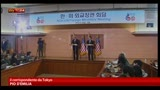 12/04/2013 - Corea del Sud, il segretario di Stato USA in visita a Seul