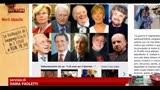 13/04/2013 - M5S, Bonino e Prodi tra i nomi scelti per il Quirinale