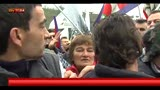 14/04/2013 - Lega nord, al consiglio veneto tafferugli e scontri