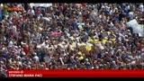 Papa Francesco: tanti i cristiani perseguitati nel mondo