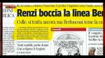 15/04/2013 - Rassegna stampa nazionale (15.04.2013)
