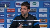 16/04/2013 - Inter, Stramaccioni: &quot;Avanti fiduciosi fino a giugno&quot;