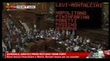16/04/2013 - Quirinale, Amato e Prodi restano i forti