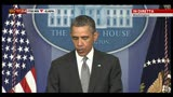 16/04/2013 - Boston, Obama: da quello che sappiamo atto terroristico