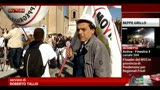"16/04/2013 - Quirinale, M5S candida Gabanelli. Grillo: ""Votatela"""