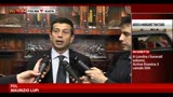 17/04/2013 - Quirinale, Lupi:divisioni PD non lo portino a seguire Grillo