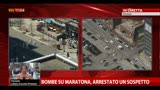 17/04/2013 - Bombe su maratona, arrestato un sospetto