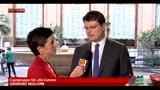 18/04/2013 - Quirinale, Migliore: Rodotà come nostra prima scelta