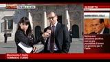 18/04/2013 - Quirinale, Tommaso Currò: appello ai giovani di PD e SEL