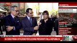 18/04/2013 - Quirinale, Vicari: &quot;Avevo pronosticato accordo su Marini&quot;