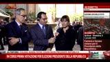 """18/04/2013 - Quirinale, Vicari: """"Avevo pronosticato accordo su Marini"""""""