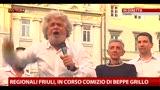 18/04/2013 - Regione Friuli, il comizio di Beppe Grillo