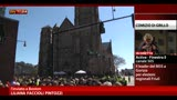 18/04/2013 - Usa, Obama alla preghiera per vittime attentato di Boston