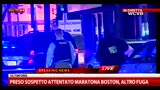 19/04/2013 - Boston, il fermato e sospettato dell'attentato a maratona