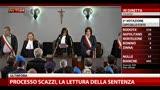 20/04/2013 - Scazzi, ergastolo per Sabrina Misseri e Cosima Serrano