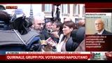 20/04/2013 - Quirinale, Crimi: non capiamo il no a Rodotà Presidente