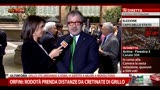 20/04/2013 - Maroni: &quot;Colpo di stato in Parlamento? Lo diceva Mussolini&quot;