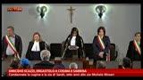 21/04/2013 - Omicidio Scazzi, ergastolo a Cosima e Sabrina