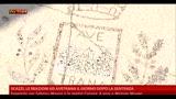 21/04/2013 - Scazzi, le reazioni ad Avetrana il giorno dopo la sentenza