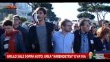 21/04/2013 - Oggi manifestazione M5S in piazza SS. Apostoli
