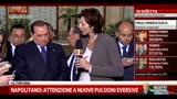 Berlusconi a SkyTG24: l'Italia oggi non è Paese governabile