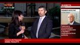 Ivan Scalfarotto: Napolitano ha fatto grande sforzo