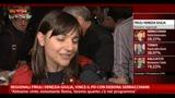Regionali Friuli, vince il PD con Debora Serracchiani
