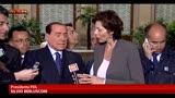 Napolitano, Berlusconi: intervento su cui meditare