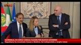 Consultazioni, le dichiarazioni di Fratelli d'Italia