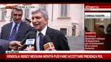 "23/04/2013 - Vendola: ""In totale disaccordo con governo larghe intese"""