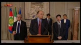 23/04/2013 - Letta: pronti a concorrere a nascita di un nuovo governo