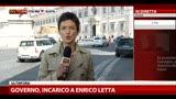 Governo, incarico a Enrico Letta
