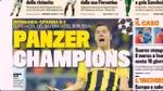25/04/2013 - La rassegna stampa di Sky SPORT24 (25.04.2013)