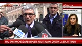 25/04/2013 - Vendola: &quot;Austerity sta soffocando grande parte dell'Europa&quot;