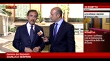 25/04/2013 - La Russa: saremo una responsabile e costruttiva opposizione