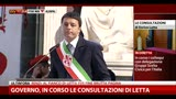 Governo, Renzi: politica faccia ciò che promette da 20 anni