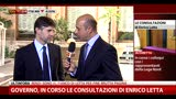 25/04/2013 - Andrea Olivero: &quot;Importante non sprecare altro tempo&quot;