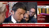 Renzi: sostegno politico e personale a Letta