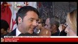 Governo, Renzi: no ai veti incrociati