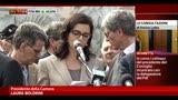 25 aprile, Boldrini: gli scettici vengano qui, è festa viva