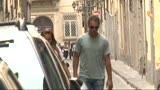25/04/2013 - Batistuta, vacanza a Firenze: &quot;I viola stanno facendo bene&quot;