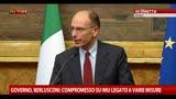 Consultazioni, parla il Premier incaricato Enrico Letta