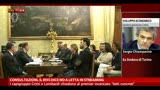 25/04/2013 - Consultazioni, il M5S dice no a Letta in streaming