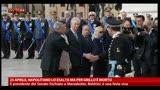 25 aprile, Napolitano lo esalta ma per Grillo è morto