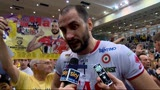 26/04/2013 - Volley, Trento in gara per lo scudetto