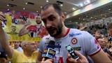 26/04/2013 - Volley, Trento in gara per lo scudetto