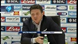 26/04/2013 - Napoli, Mazzarri mette le mani avanti: &quot;Occhio al Pescara&quot;