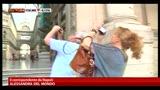 Napoli, lungo ponte tra crisi e incognita maltempo