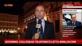 Governo, giornata serrata per Enrico Letta